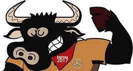 [2018] II Toro Mecha Race in SEPTIEMBRELogo-Toro-cabeza